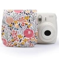 Розов Калъф за Fujifilm Instax Mini За големи