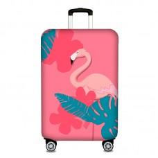 Калъф за куфар Фламинго За големи  среден размер