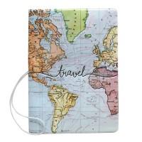 Калъф за паспорт Травел За големи